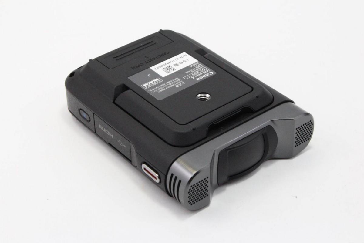 キヤノン アイビス iVIS mini Xの商品画像 3