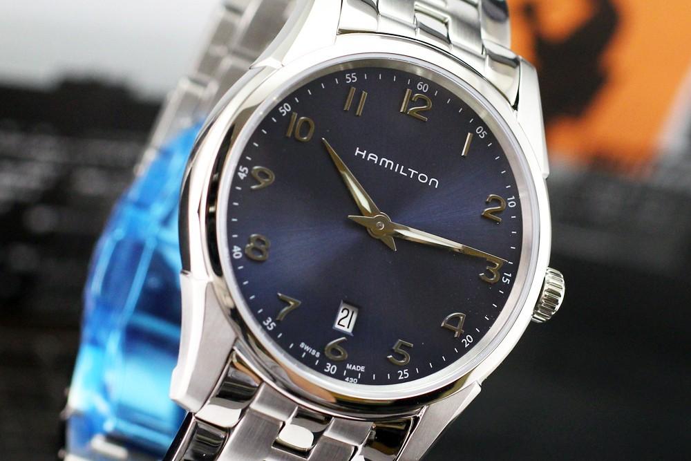 ハミルトン ジャズマスター シンライン H38511143(BL/SS)の商品画像|3
