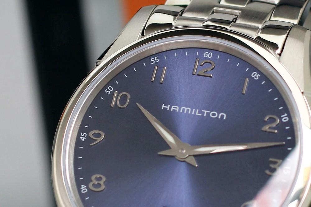 ハミルトン ジャズマスター シンライン H38511143(BL/SS)の商品画像|4