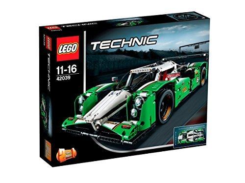レゴ 42039 耐久レースカーの商品画像 ナビ