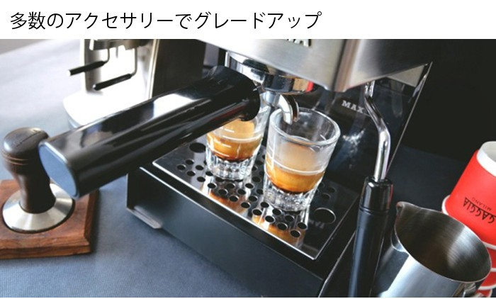 セミオート(半自動)エスプレッソマシン Classic SIN035の商品画像|3