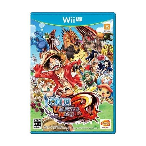 【Wii U】バンダイナムコエンターテインメント ワンピース アンリミテッドワールド Rの商品画像|ナビ