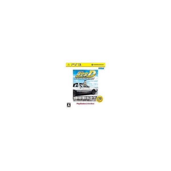 【PS3】セガ 頭文字D エクストリーム ステージ [再廉価版]の商品画像|ナビ