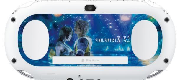 スクウェア・エニックス PlayStation Vita ファイナルファンタジーX/X-2 HD Remaster RESOLUTION BOXの商品画像|ナビ