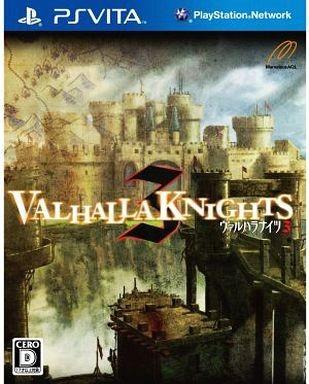 【PSVita】マーベラス ヴァルハラナイツ3(VALHALLA KNIGHTS 3)の商品画像 ナビ