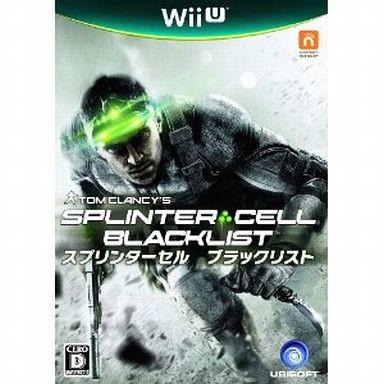 【Wii U】ユービーアイ ソフト スプリンターセル ブラックリスト(Splinter Cell Blacklist)の商品画像|ナビ