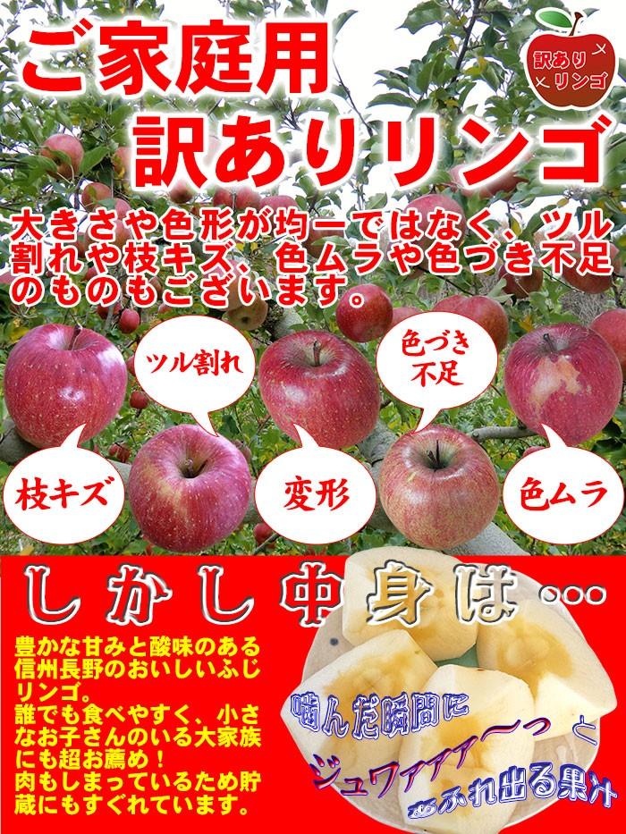 りんご フジ