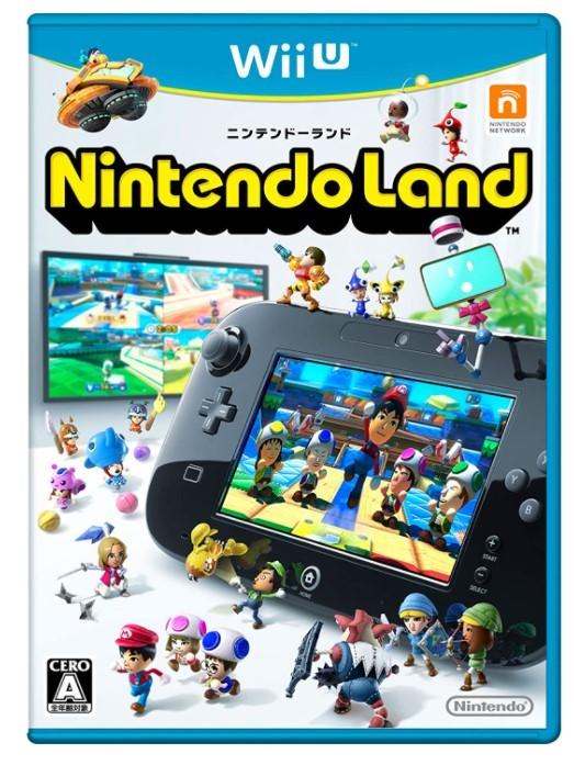 【Wii U】任天堂 ニンテンドーランド(Nintendo Land)の商品画像|ナビ