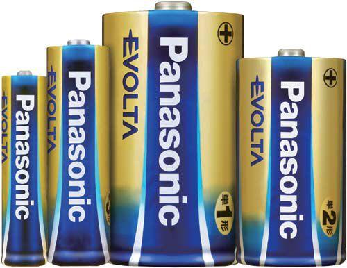 パナソニック エボルタ アルカリ乾電池 EVOLTA LR14EJN/10S(単2形 10本入)の商品画像|2