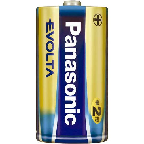 パナソニック エボルタ アルカリ乾電池 EVOLTA LR14EJN/10S(単2形 10本入)の商品画像|3