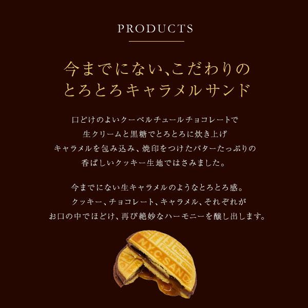 東京玉子本舗 N.Y.キャラメルサンド 4個入×1個の商品画像|2