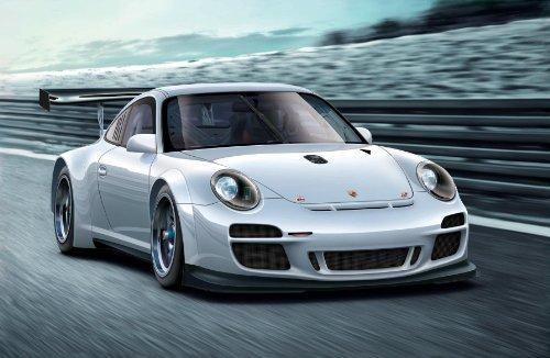 フジミ模型 ポルシェ 911 GT3R(1/24スケール RS 85)の商品画像|ナビ