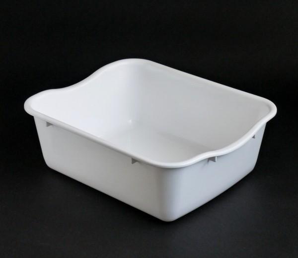 水切りケース 35×29×高さ12cm マットホワイト