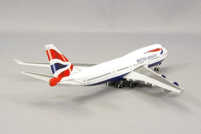 ヘルパウィングス 747-400 ブリティッシュエアウェイズ victoRIOus(1/500スケール 512497-003)の商品画像 ナビ
