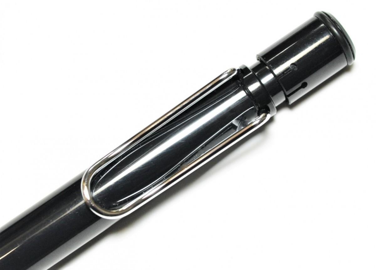 ラミー サファリ ペンシル(シャイニーブラック)0.5mm L119BKの商品画像|4