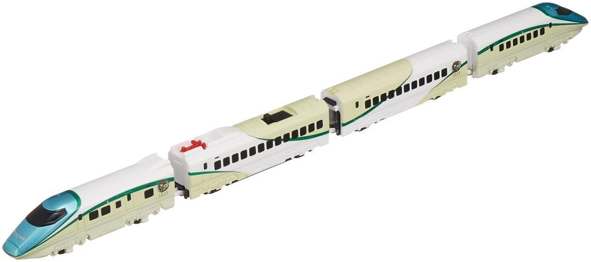 タカラトミー プラレールアドバンス E3系新幹線とれいゆ(連結仕様・ACS対応)AS-06の商品画像 ナビ