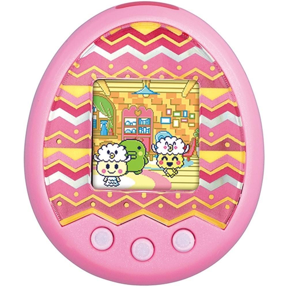 バンダイ たまごっち Tamagotchi m!x Spacy m!x ver.(ピンク)の商品画像|ナビ