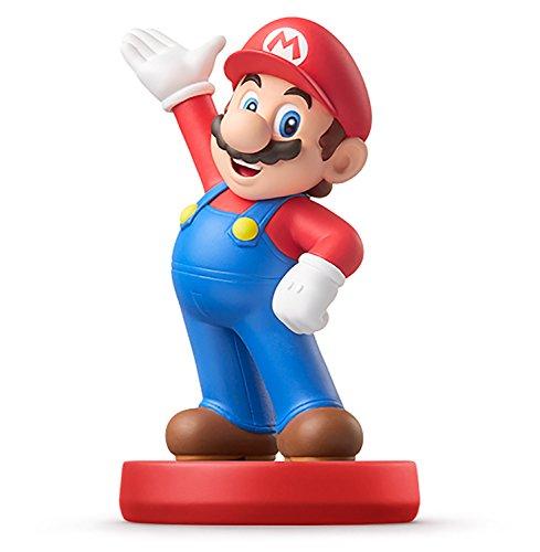 任天堂 Wii U/3DS amiibo マリオ(スーパーマリオシリーズ)の商品画像 ナビ