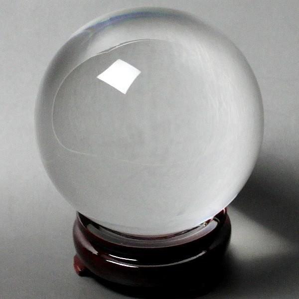 110mm人工水晶玉(人工水晶球)
