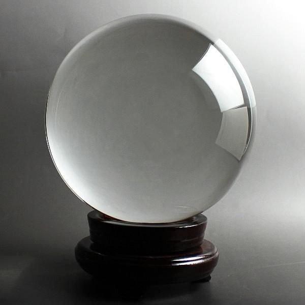 200mm人工水晶玉(人工水晶球)