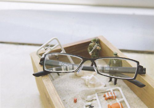 BONOX ボノックス 老眼鏡 メガネ 眼鏡 リーディンググラス Reading glasses めがねフレーム S055-40 1