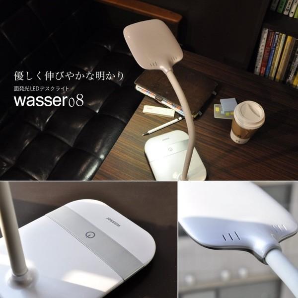 LEDディスクライト Wasser08 1401061007 (シルバー)の商品画像|ナビ