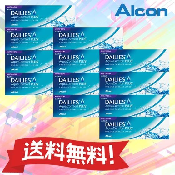日本アルコン デイリーズアクアコンフォートプラスマルチフォーカル 30枚入り 12箱の商品画像 ナビ