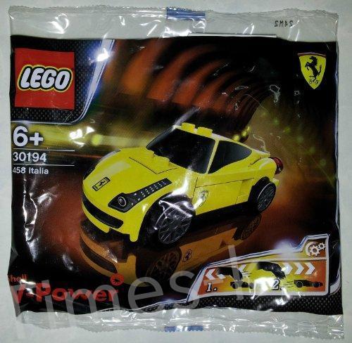 レゴ 30194 フェラーリ458 イタリアの商品画像|ナビ