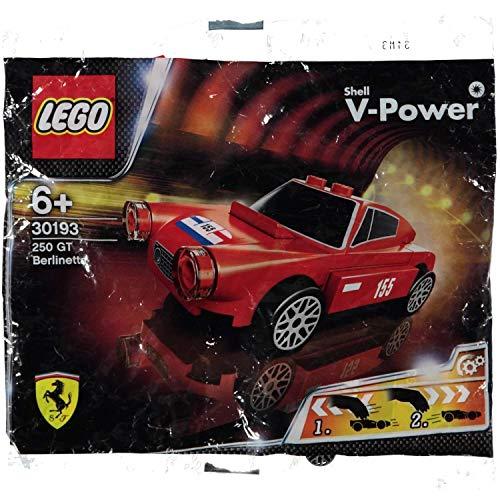 レゴ 30193 250GTベルリネッタの商品画像 ナビ