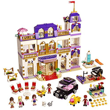 レゴ 41101 ハートレイクホテルの商品画像|ナビ