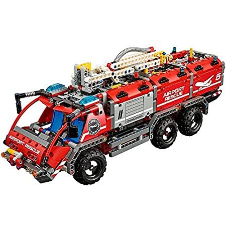 レゴ 42068 空港用火災救助車の商品画像|ナビ