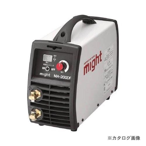 マイト工業 直流アーク溶接機 MA-200DFの商品画像|4