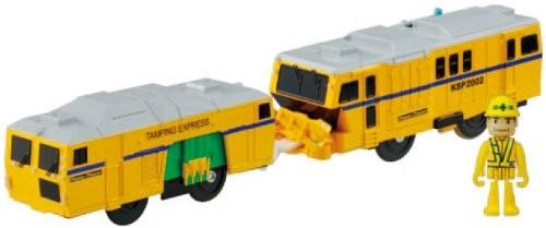 プラレール レールをまもろう!保線車両オールスターズ!の商品画像|ナビ
