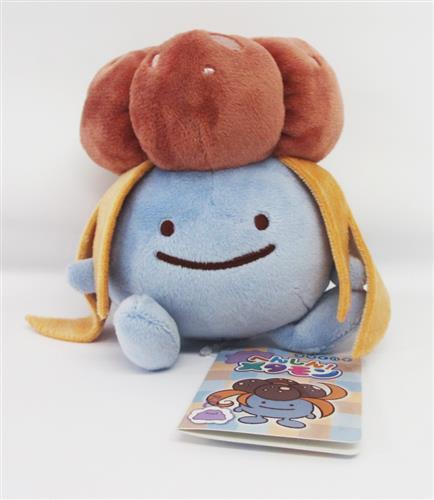 ポケモンセンターオリジナル ぬいぐるみ へんしん!メタモン (クサイハナ)の商品画像|ナビ
