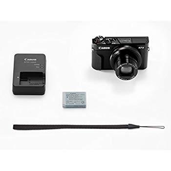 キヤノン パワーショット PowerShot G7 X Mark II(ブラック)の商品画像|3