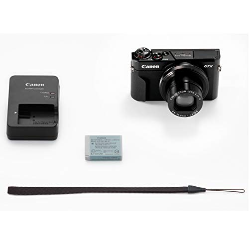 キヤノン パワーショット PowerShot G7 X Mark II(ブラック)の商品画像|4