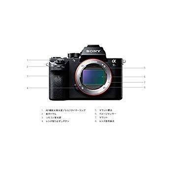 ソニー アルファ α7S II ボディ ILCE-7SM2の商品画像 2