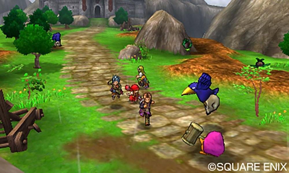【3DS】スクウェア・エニックス ドラゴンクエストXI 過ぎ去りし時を求めての商品画像 3