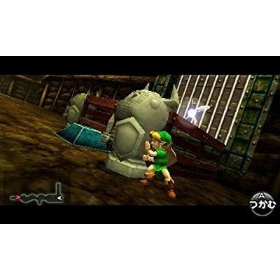 【3DS】任天堂 ゼルダの伝説 時のオカリナ 3Dの商品画像|2