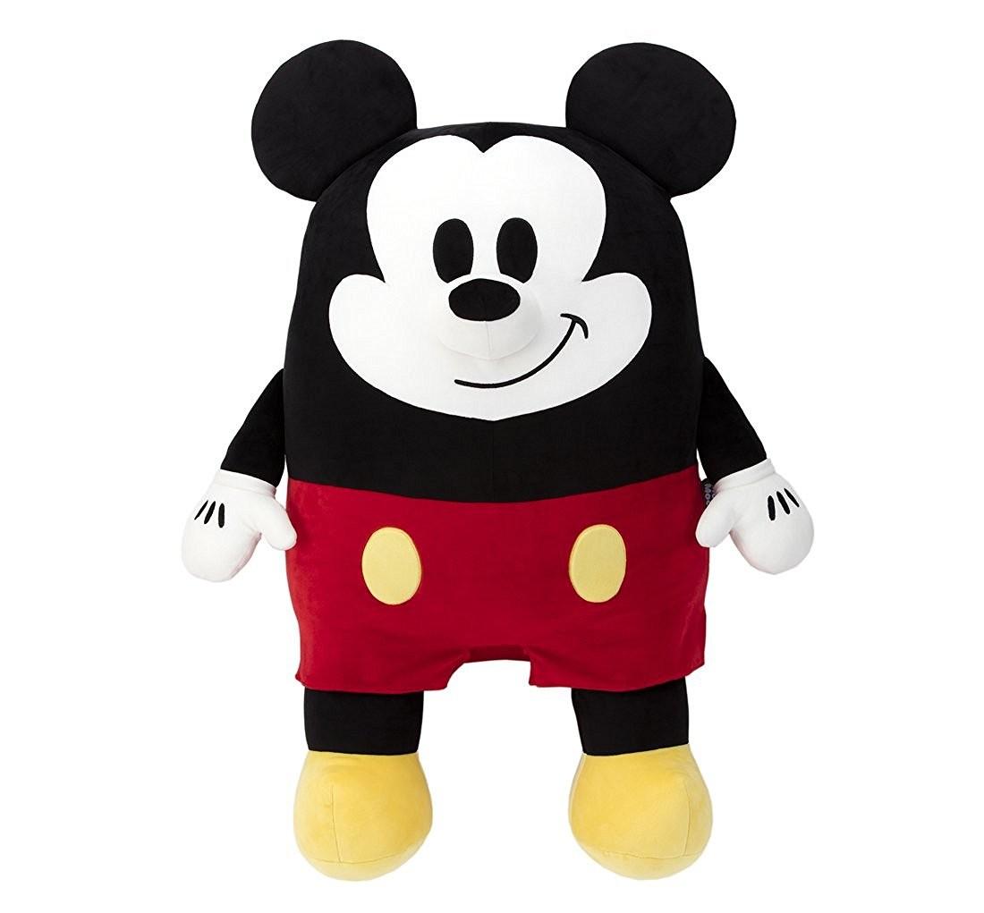 ディズニー Mocchi-Mocchi- ぬいぐるみ2L ミッキーマウスの商品画像|ナビ