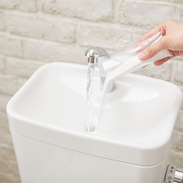 木村石鹸 クラフトマンシップ トイレタンクの洗浄剤 35g×8包の商品画像|4
