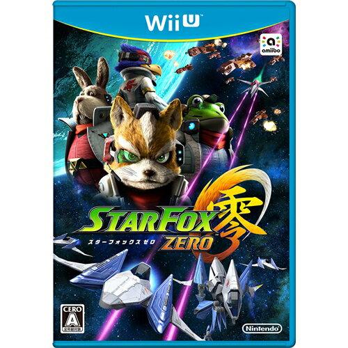 【Wii U】任天堂 スターフォックス ゼロの商品画像 ナビ
