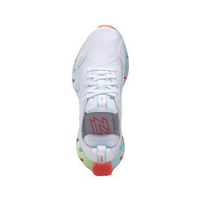 ジグ ダイナミカ FX1101 (フットウェアホワイト×ネオンミント×デジタルグロー)の商品画像 ナビ