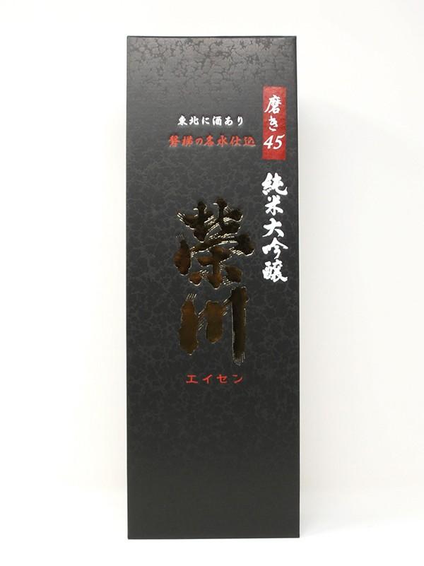 榮川酒造(福島県耶麻郡磐梯町) 榮川 純米大吟醸 1800mlの商品画像|2