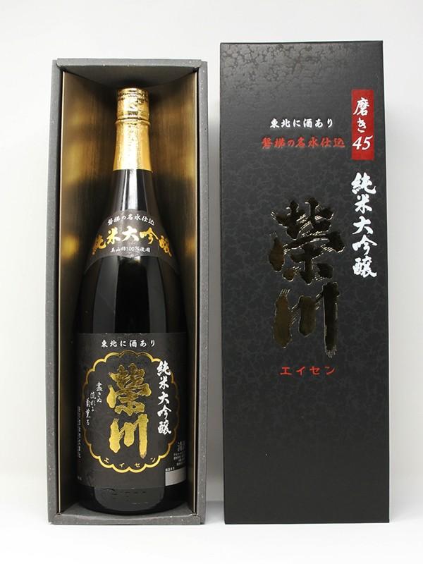 榮川酒造(福島県耶麻郡磐梯町) 榮川 純米大吟醸 1800mlの商品画像|3