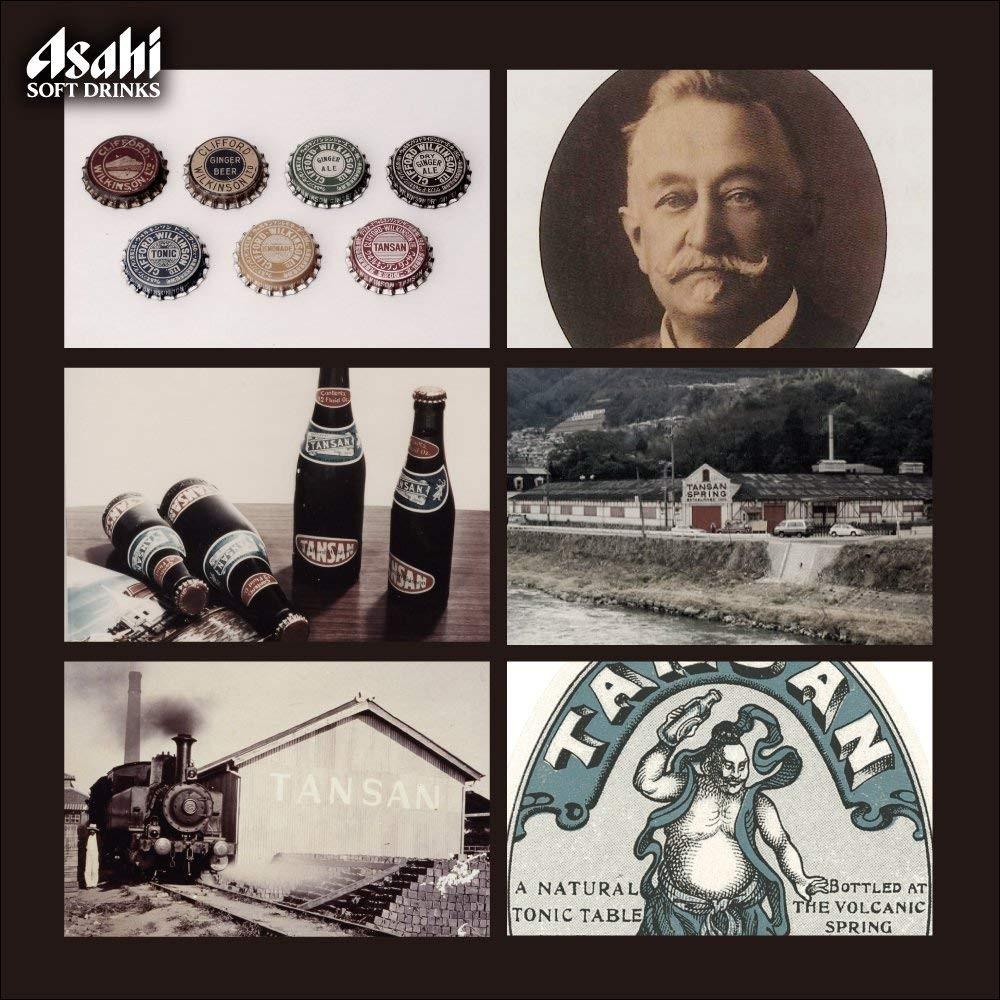 アサヒ飲料 ウィルキンソン ジンジャエール 500ml×24本 ペットボトルの商品画像|2
