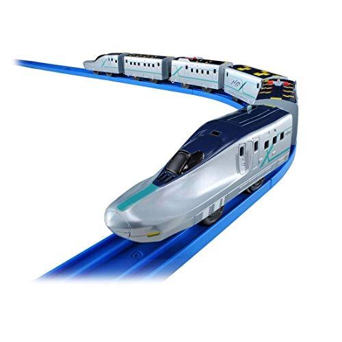 タカラトミー プラレール いっぱいつなごう 新幹線試験車両ALFA-X(アルファエックス)の商品画像 ナビ