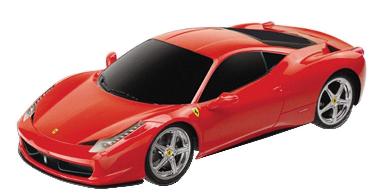 童友社 1/24RC フェラーリ 458 イタリア 赤の商品画像|ナビ