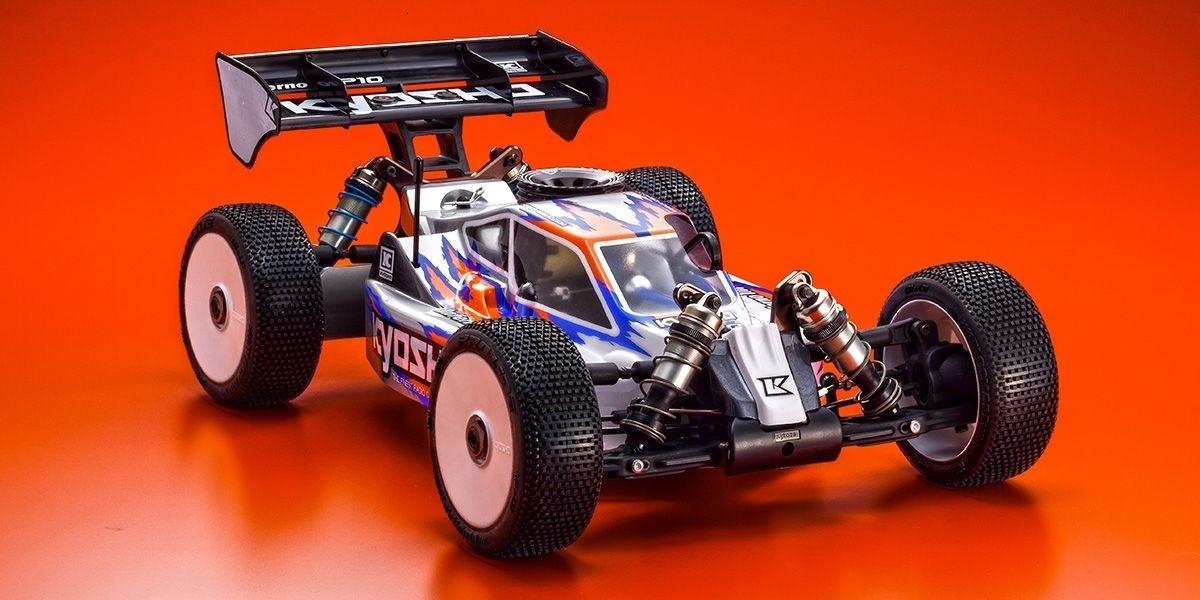 京商 1/8RC インファーノ MP10 21エンジン 4WD 組立キット 33015の商品画像|ナビ