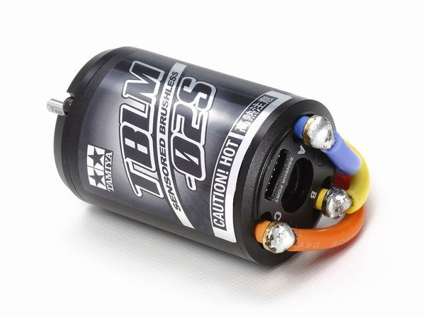 タミヤ モーター OP.1895 タミヤ ブラシレスモーター 02 センサー付 21.5T 54895の商品画像|ナビ
